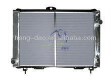 all aluminum radiator for Japanese car, racing car radiator auto parts, TOYOTA TOMNACELITEACE, OEM 16400-13380