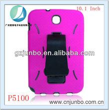Wholesale Kickstand Case for Samsung Galaxy Tab 10.1 P5100