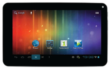 TABLET ANDROID 4.0.4 TABLET 7 inch CRYPTO NOVAPAD 70 S124 FC 4GB CAPACITIVE