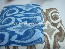 100% cotton yarn dyed Jacquard Towel