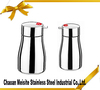 Stainless Steel oil and vinegar cruet sets