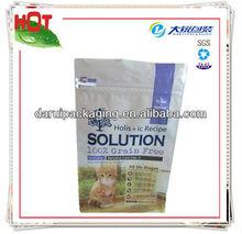 Plastic Pocket Zip Pouch