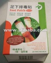 detox foot patch( foot pad, foot plaster)