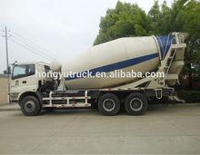 dongfeng 6x4 8m3 concrete mixer truck