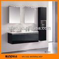 Moderna única bacia banheiro gabinete wn-1032