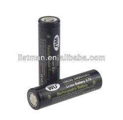 3400mAh battery 3.7v 18650 IMR dry batteries for ups
