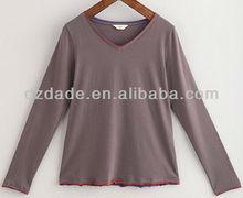 women's long t-shirt oem manufactorer wholesale made in china t-shirt t shirt clothes shirt polo shirt tshirt garment