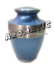 American Style Moonlight Brass Cremation Urn