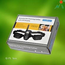 3New type pet dog training equipment,dog eletronic shock training collars