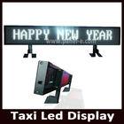 LANPAI Direct factory price Advertising White Taxi Led Display