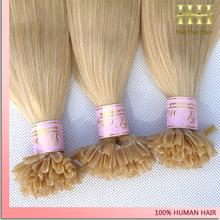 Utip human hair extension china wholesale