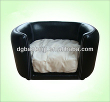 leather pet sofa bed