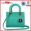 2013 ostrich crocodile leather handbag