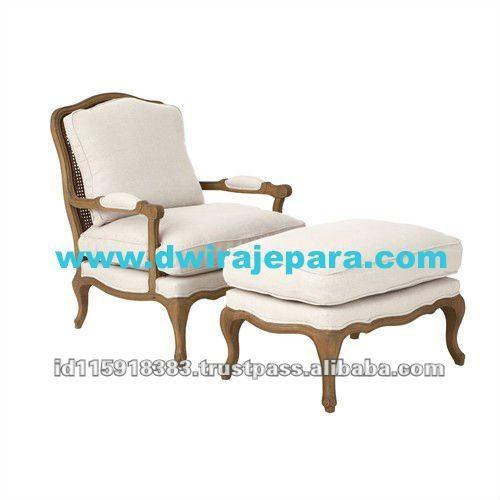 Sala De Estar Frances ~ cadeira indonésia  francês cadeira mobiliário de sala de estar