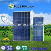 2014 Bluesun TOP solar panel pakistan lahore