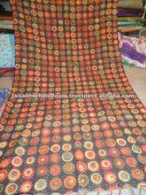LATEST FASHION BRIGHT COLORS kantha shawls/scarves/wraps