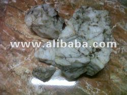 Raw quartz