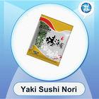 Roasted yaki sushi nori organic seafood seafood