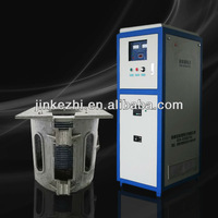 industrial induction ovens for melting copper furnace