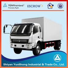 Sitom 4x2 Dry Cargo Box Truck Van
