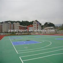 ITF certificate basketball portable basketball court sports flooring