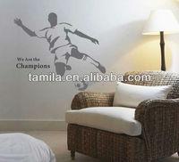 Football Champion Wall Sticker