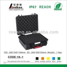 Plastic Waterproof Gun Case