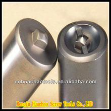 screw header punch with TIN coated