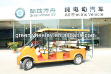 Nice Zone Green Electric Golf Cart