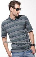 custom newest style lastest men pique T-shirts clothes