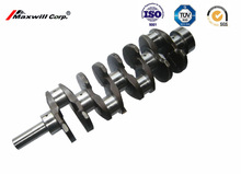 TS16949 Certification Customized Forged Crank Shaft