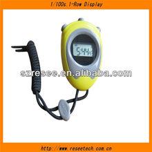 seckilling!!!cheap&fine stopwatch 1 row stopwatch basketball shot clocks for sale
