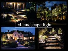 ip66 waterproof landscape plant led light for outdoor lighting illumination