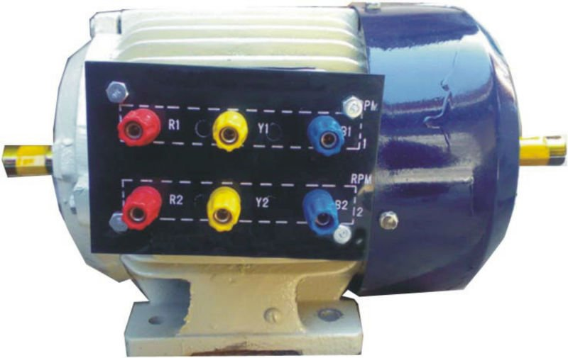 3 Phase Ac Squirrel Cage Induction Motor Dahlander Type