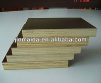 High Quality 18mm WBP Black/Brown Film Faced Plywood/Marine Plywood Board