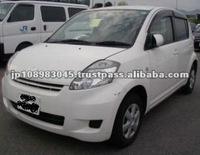 Toyota Passo Daihatsu Boon Sirion 1000cc car made in Japan