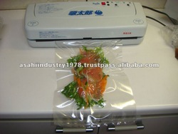 handy vacuum sealer(Liquid can also be packed)