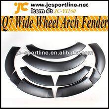 Car Wheel Arch ABT Style Q7 Arch wheel,Q7 Wide Body Wheel Arch Fender;Car Fender Flares For Audi Q7