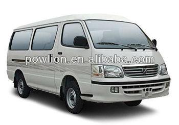 Powlion B10 15 Seats diesel mini-bus ( Semi-high Roof, Old Face)
