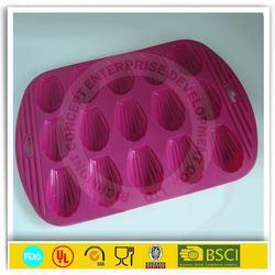 Healthy moldes de silicone de chocolate