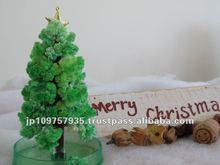 Magic christmas tree toy indoor plant pots