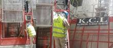 Construction Hoists and Platforms