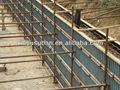 hl de pvc material de encofrado para la construcción de trabajo