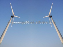 Electric variable pitch wind turbine,variable pitch 20KW wind turbine