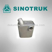 NEW!!! SINOTRUK HOWO Truck Parts Engine Part Muffler, WG9725540002
