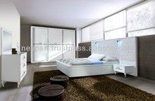 AVANGARDE Bedroom Sets Fancy HG Home Furniture