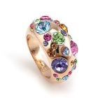 Crystal Ring Fashion Ring Costume Jewellery Fashion Jewelry-R411