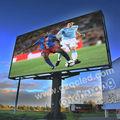 Grandes publicidad pantalla led de visualización al aire libre( ce, rohs, fcc, certificado iso)