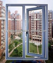 Casement inward opening casement window