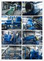 L'eau minérale complète de recyclage ligne de production/bouteille d'eau en pet lavage et de nettoyage de ligne de production